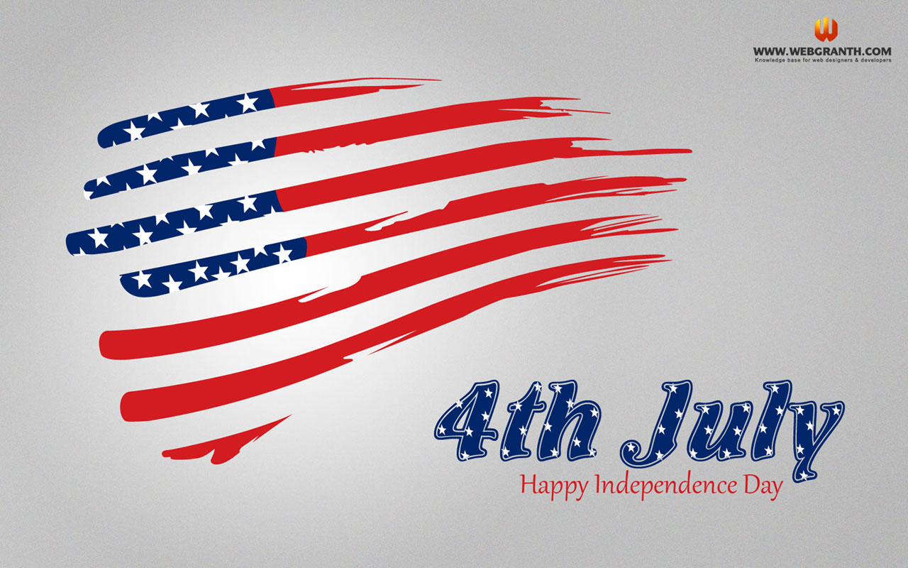 Independence of America 4th July desktop Wallpaper